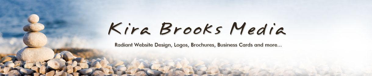 Website & Graphic Design, Ashland, Oregon, Kira Brooks Media